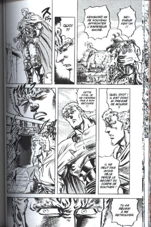 Hokuto no Ken – Edition Deluxe, T6, manga chez Kazé manga de Buronson, Hara