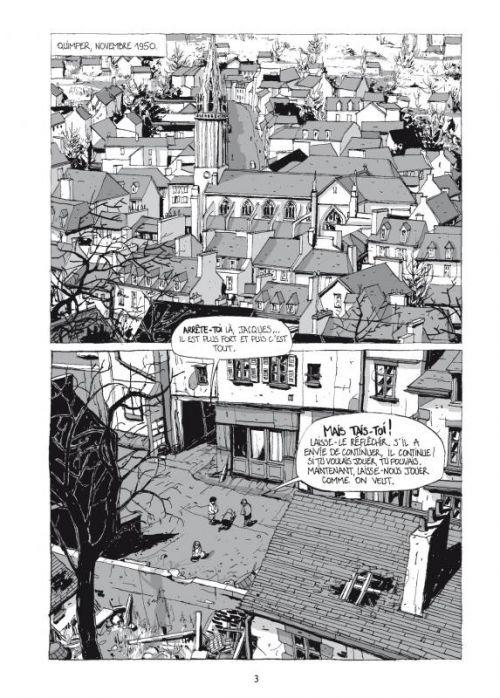 Cent maisons : La cité des abeilles (0), bd chez Delcourt de le Lay, Boe, Horellou, Poulain