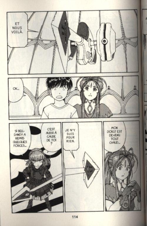 Ah! My goddess T43, manga chez Pika de Fujishima