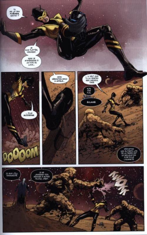 Uncanny Avengers T3 : Ragnarok Now ! (2) (0), comics chez Panini Comics de Remender, Larroca, McNiven, Acuña, Martin, Martin jr, Ponsor, Milla, Molinar