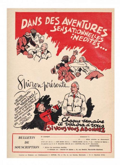 Valhardi T1 : 1941-1946 (0), bd chez Dupuis de Doisy, Jijé
