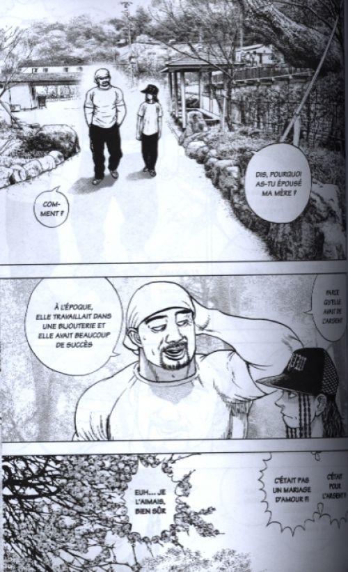 Lock up pro-wrestling T2, manga chez Tonkam de Saruwatari