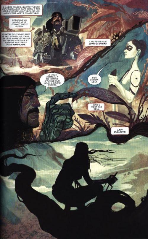 Elektra T1 : Le sang appelle le sang (0), comics chez Panini Comics de Blackman, Del Mundo