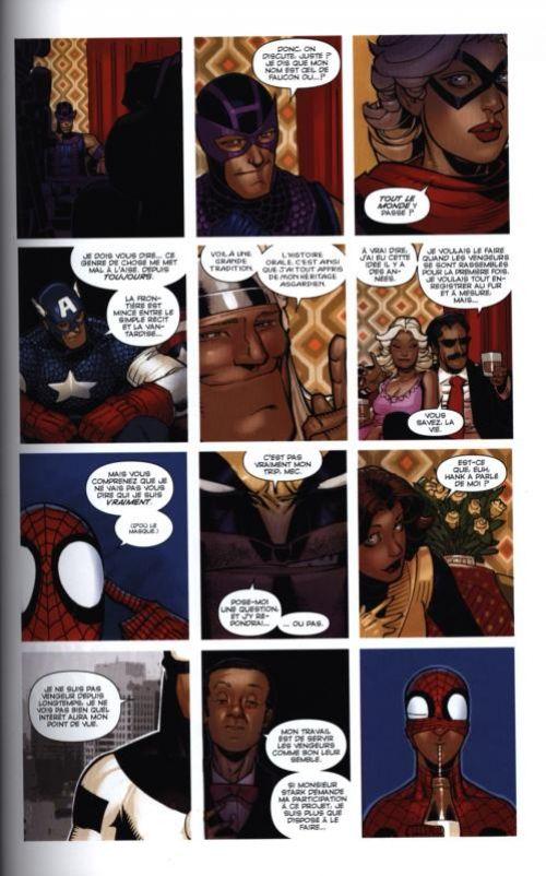 Avengers (vol.4) T2 : Vision du futur (0), comics chez Panini Comics de Bendis, Janson, Romita Jr, Acuña, Finch, Peterson, Guedes, Bachalo, Hitch, Mounts, d' Armata, Keith, White, Oback