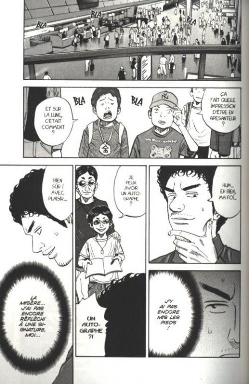 Space brothers T10, manga chez Pika de Koyama