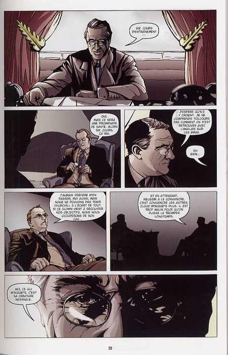 BattleHymn : L'escadron des étoiles (0), comics chez Bamboo de Moore, Haun, Bryant, Parks