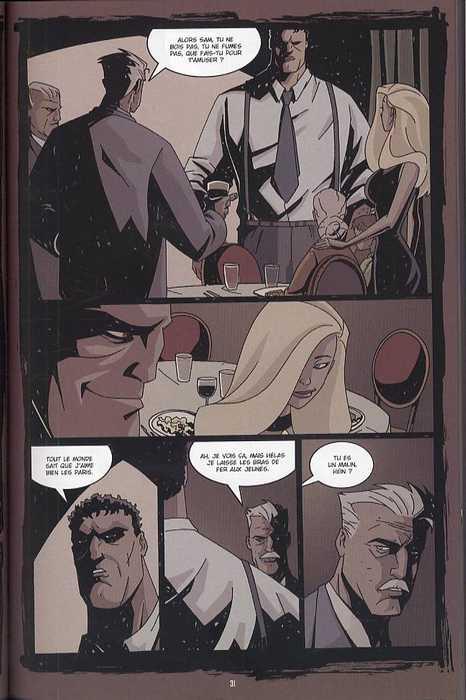 Ruule T1 : Un baiser avant de mourir (0), comics chez Bamboo de Amani, Rousseau, Brusco