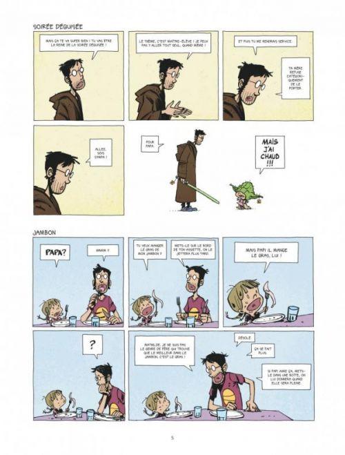 Pères ou impairs : Toute une éducation à faire ! (0), bd chez Dargaud de Piquet