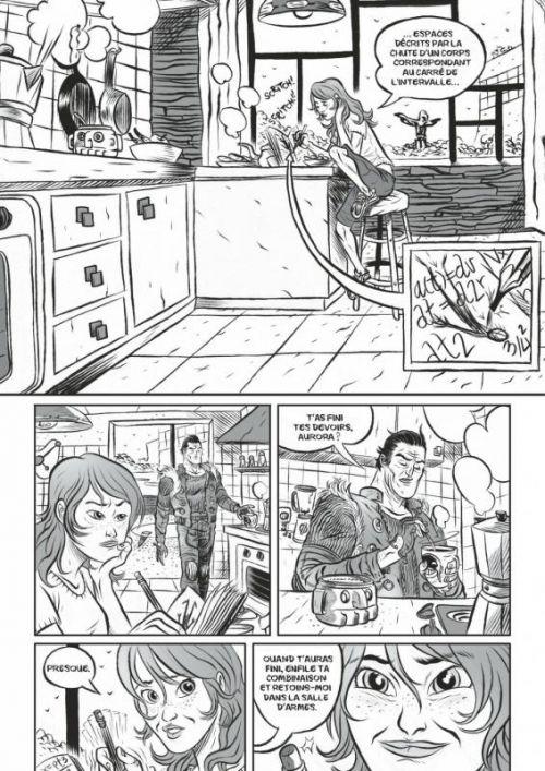 Battling Boy - Aurora West T1 : L'ascension d'Aurora West (0), comics chez Dargaud de Pope, Petty, Rubin