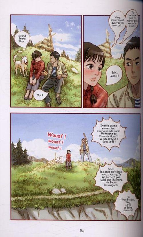 Pilleurs de tombes, manga chez Les Editions Fei de Yao
