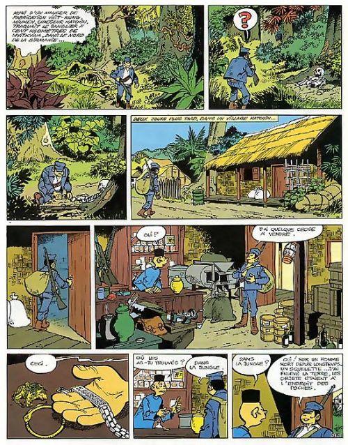 Tif et Tondu T24 : Aventure birmane (0), bd chez Hachette de Tillieux, Will