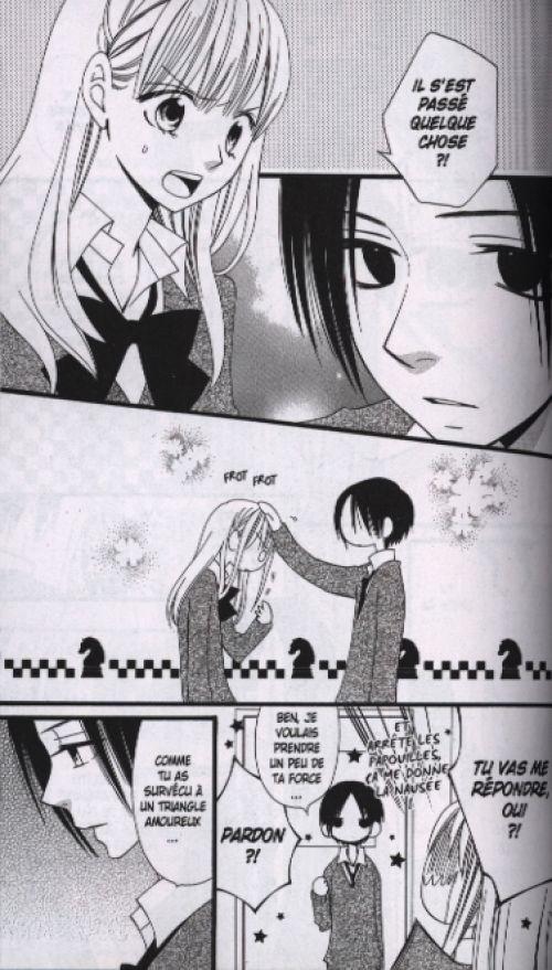 Lily la menteuse T13, manga chez Delcourt de Komura