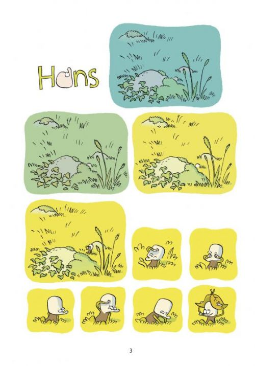 Hans, bd chez Delcourt de Anfré