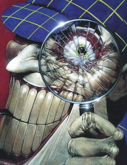 Tout l'art du Joker, comics chez Urban Comics de Wallace, Bermejo