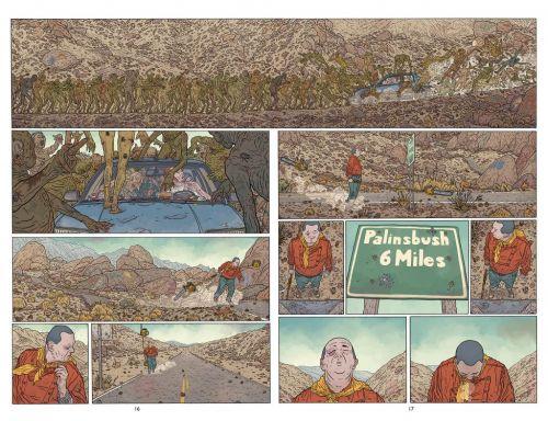 Le Shaolin Cowboy T4 : Shemp Buffet (0), comics chez Glénat de Darrow, Stewart