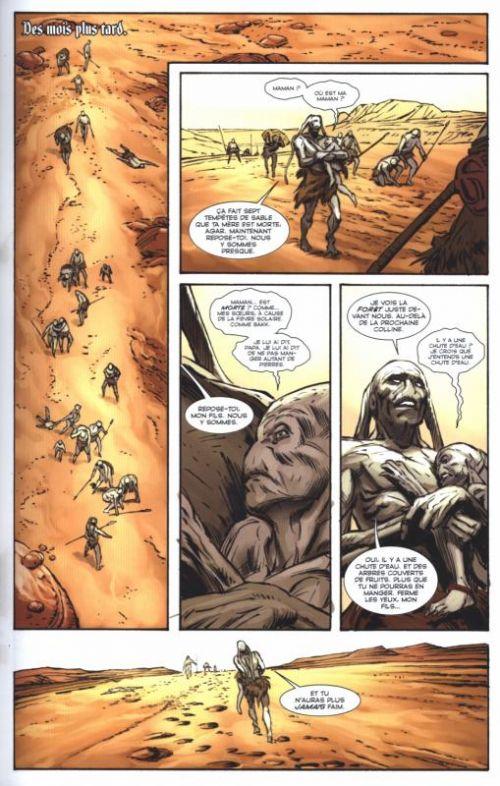 Thor (2013) T2 : Le massacreur de Dieux (II) (0), comics chez Panini Comics de Aaron, Ribic, Guice, Svorcina