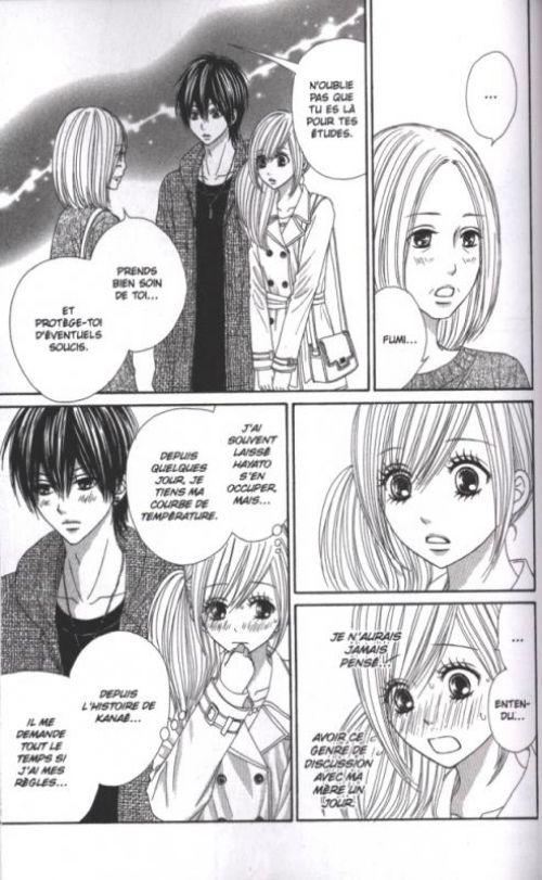 Forever my love T5, manga chez Soleil de Kawakami