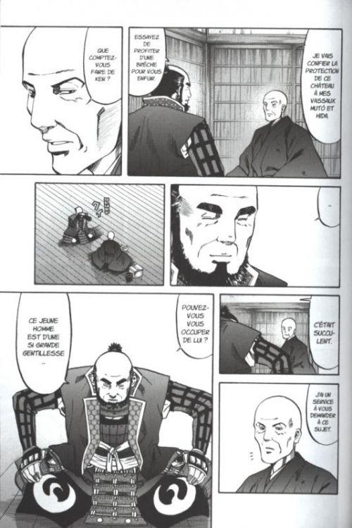 Le chef de Nobunaga T6, manga chez Komikku éditions de Kajikawa