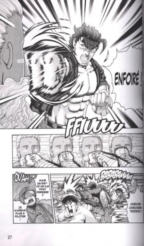 Ken-Ichi – Les disciples de l'ombre 2, T9, manga chez Kurokawa de Matsuena
