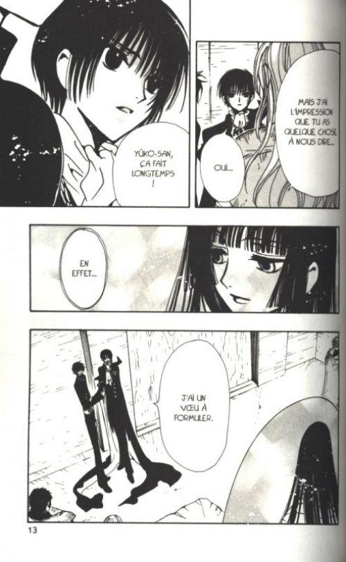 Tsubasa RESERVoir CHRoNiCLE – Edition double, T9, manga chez Pika de Clamp