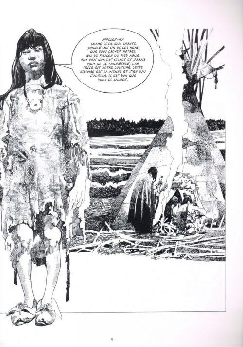 Naugatuck 1757, bd chez Mosquito de Toppi