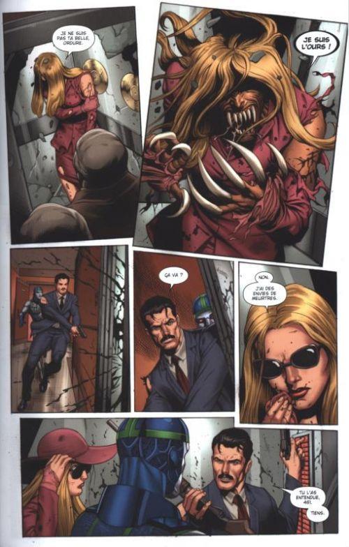 Iron Man T3 : Les origines secrètes de Tony Stark 2/2 (0), comics chez Panini Comics de Gillen, Pagulayan, Land, Eaglesham, Guru efx