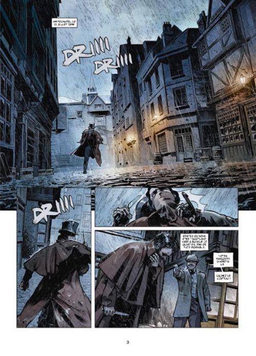 Sherlock Holmes Society T1 : L'Affaire Keelodge (0), bd chez Soleil de Cordurié, Bervas, Bastide, Toulhoat