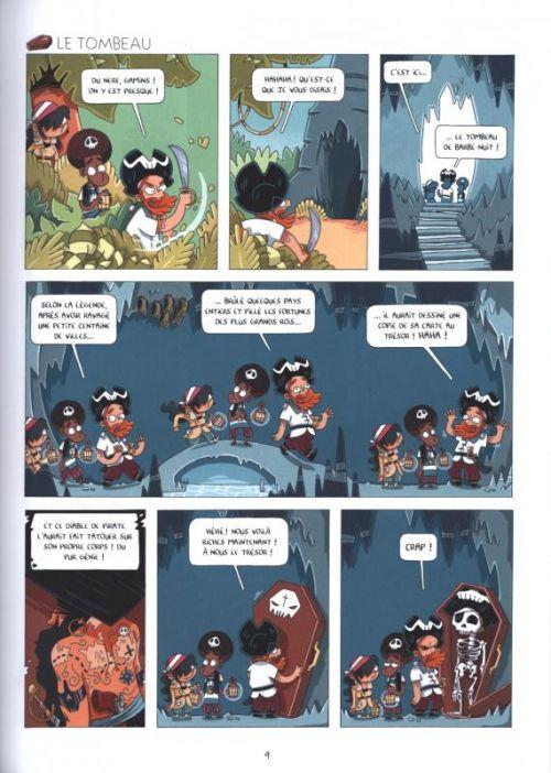 Boucan T1 : Piraaaaates ! (0), bd chez Jungle de Arlène