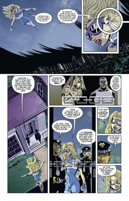 Furious, comics chez Glénat de Glass, Santos