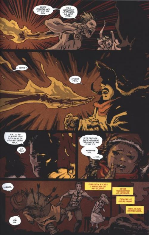 Iron Fist (2014) T1 : Rage (0), comics chez Panini Comics de Andrews