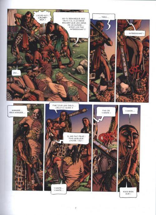 Nous, les morts T2 : Le Continent cimetière (0), bd chez Delcourt de Macan, Kordey, Vitkovic, Yana, O'Grady