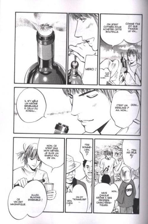 Les gouttes de Dieu T36, manga chez Glénat de Agi, Okimoto