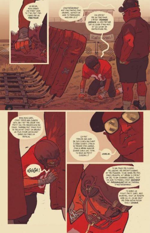 Southern Bastards T2 : Sang et sueur (0), comics chez Urban Comics de Aaron, Latour