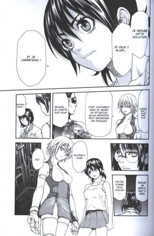 Ex-vita T2, manga chez Tonkam de Komi