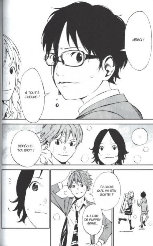 Your lie in april  T2, manga chez Ki-oon de Arakawa