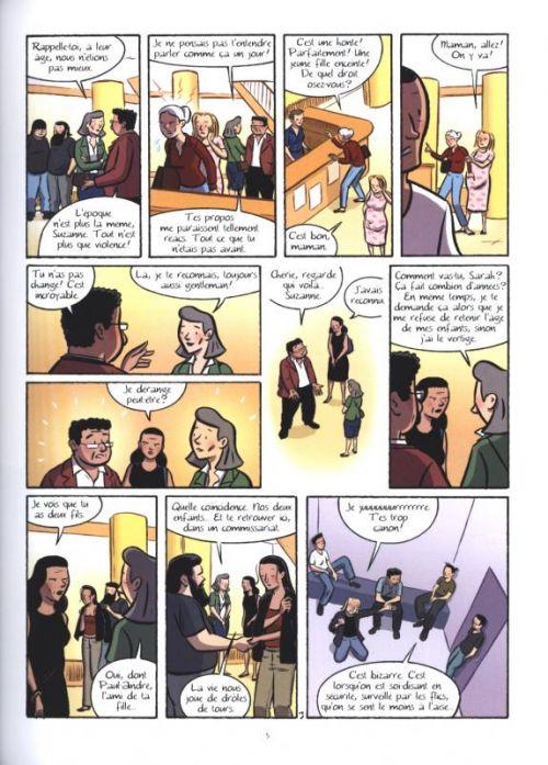 Les filles T6 : Bain de minuit (0), bd chez Kennes éditions de Christopher, Blancher