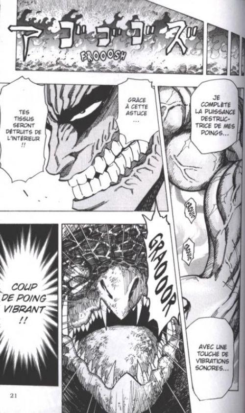 Toriko T23, manga chez Kazé manga de Shimabukuro