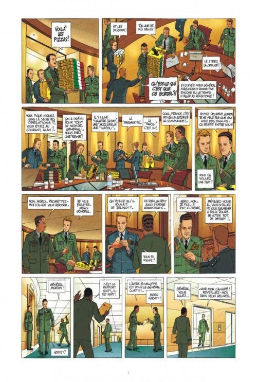 Koralovski T2 : Dans l'ombre du monde (0), bd chez Le Lombard de Gauckler