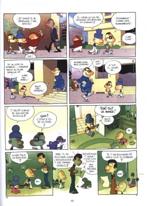 Titeuf T14 : Bienvenue en adolescence ! (0), bd chez Glénat de Zep, Chevrier, Chevrier