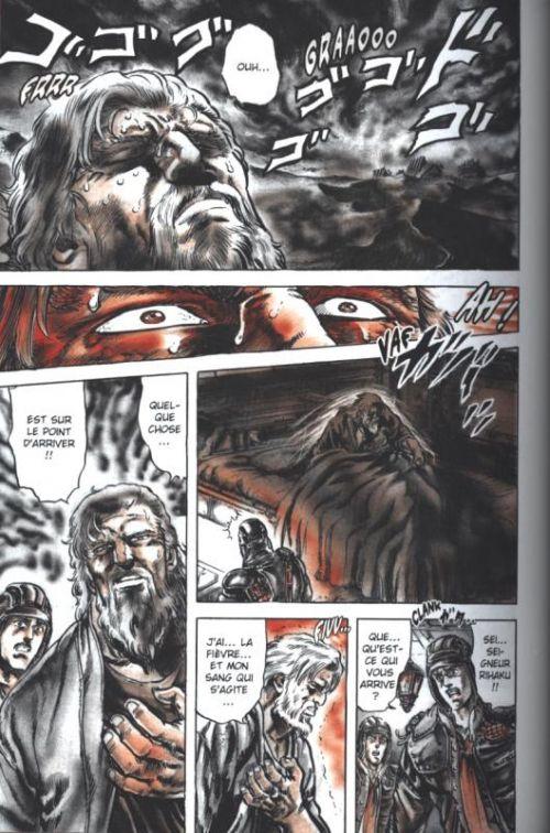 Hokuto no Ken – Edition Deluxe, T9, manga chez Kazé manga de Buronson, Hara