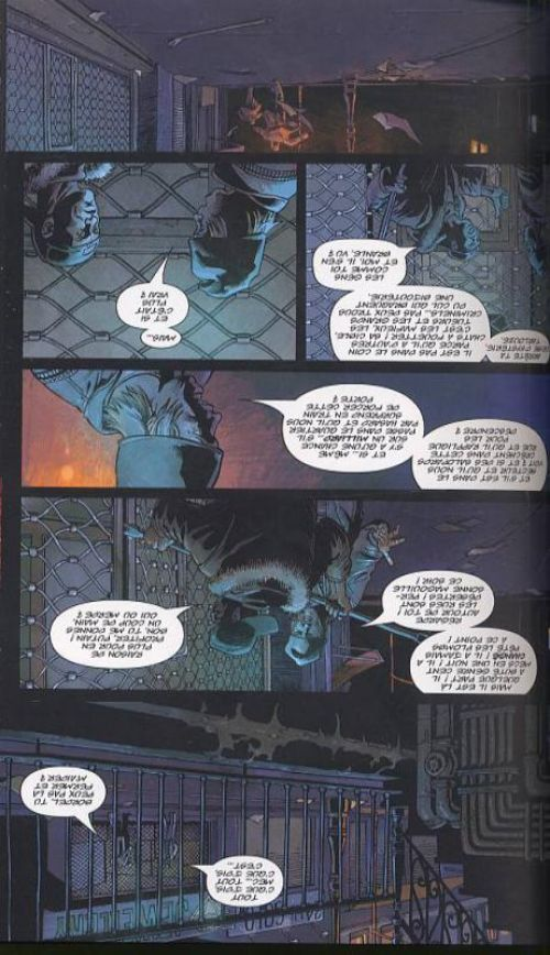 The Punisher – Max Comics, T5 : Le haut est en bas et le noir est blanc (0), comics chez Panini Comics de Ennis, Fernandez, Brown, Bradstreet