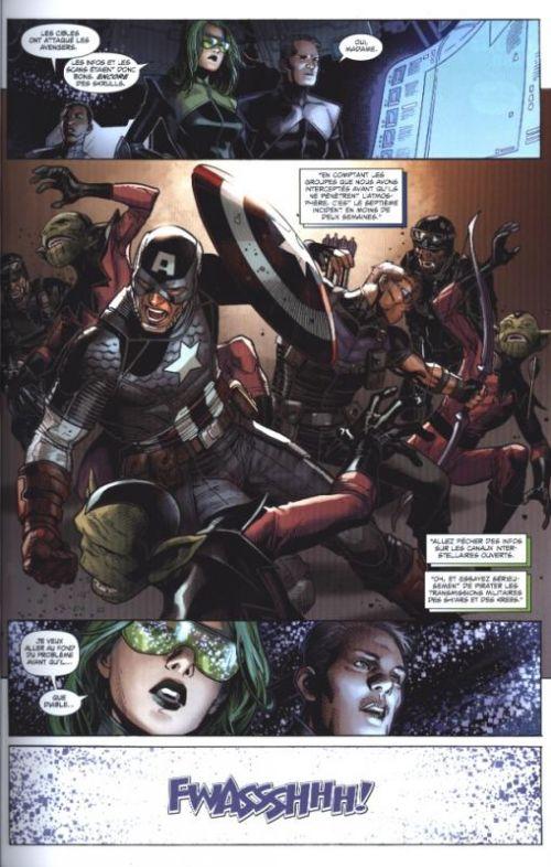 Infinity : Royaume en ruines (0), comics chez Panini Comics de Hickman, Weaver, Cheung, Opeña, Ponsor, Kubert
