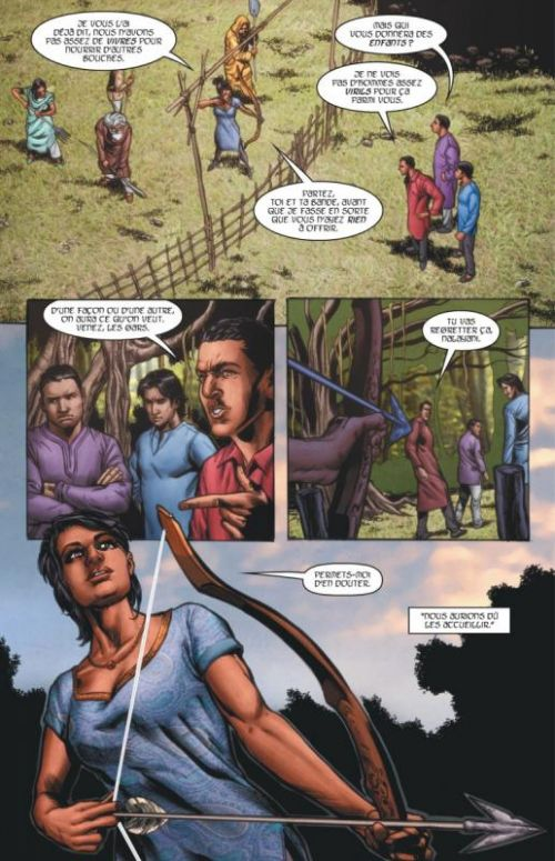 Fairest T3 : Le retour du Maharaja (0), comics chez Urban Comics de Willingham, Williams, Braun, Hetrick, Jimenez, Sadowski, Dalhouse, Hughes