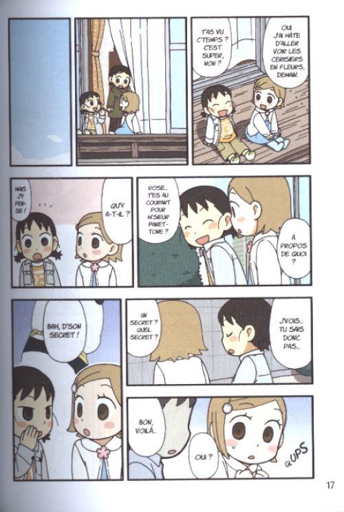Pan' pan panda T7, manga chez Nobi Nobi! de Horokura