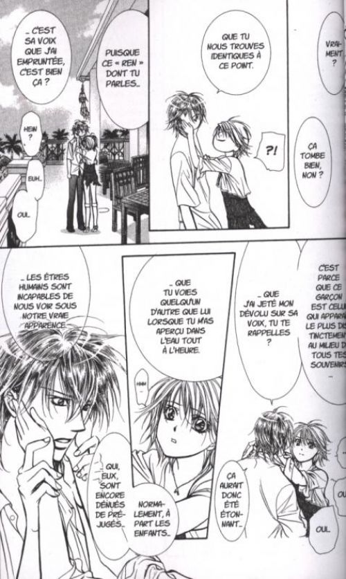 Skip beat ! T35, manga chez Casterman de Nakamura