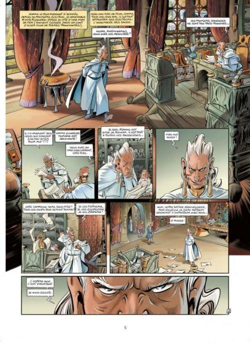 Trolls de Troy T20 : L'Héritage de Waha (0), bd chez Soleil de Arleston, Mourier, Guth