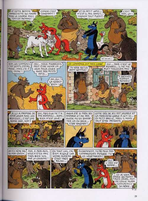 Sylvain et Sylvette T51 : Le trésor du pirate (0), bd chez Dargaud de Pesch, Pesch
