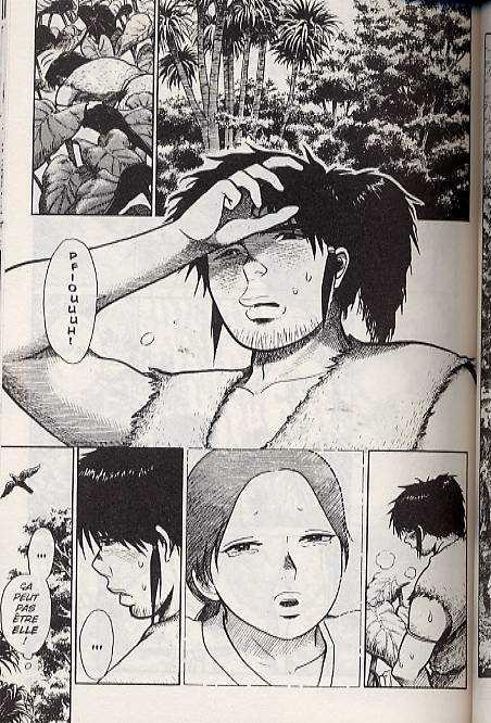 Rivage T1, manga chez Delcourt de Kashiwagi