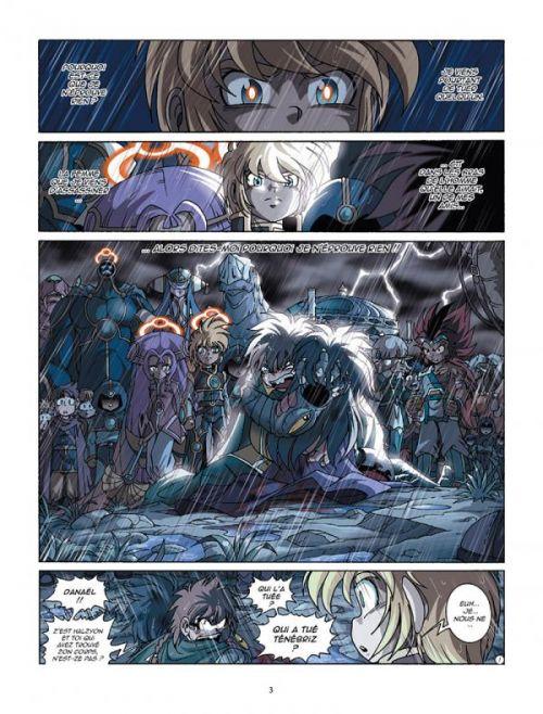 Les Légendaires T18 : La fin de l'histoire ? (0), bd chez Delcourt de Sobral
