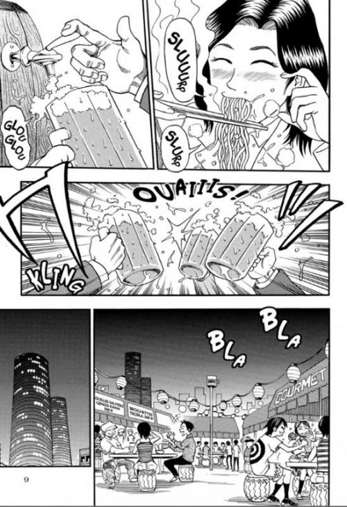 Toriko : Gourmet hunters book (0), manga chez Kazé manga de Shimabukuro